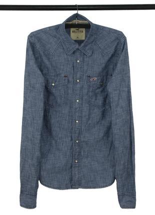 Мужская рубашка hollister