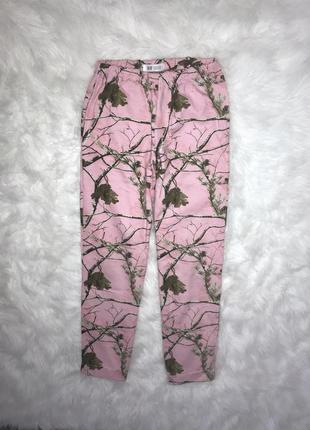 Стильные тёплые штаны h&m. швеция.