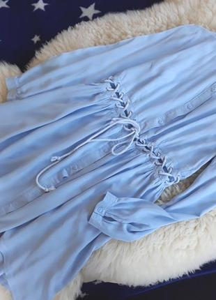 Крутое платье рубашка oeuvre