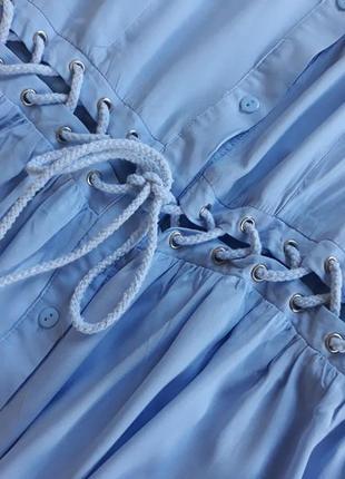 Крутое платье рубашка oeuvre4 фото
