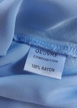 Крутое платье рубашка oeuvre6 фото