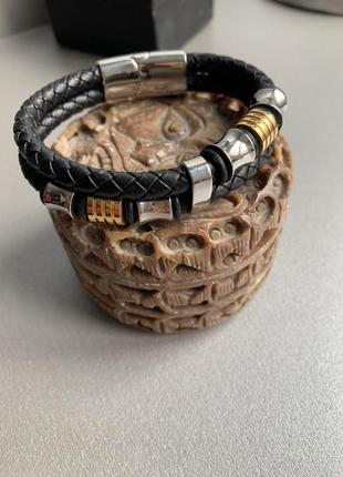 Новый кожаный браслет украинского бренда kaylo