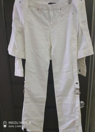 Крутой джинсовый костюм на лето!6 фото