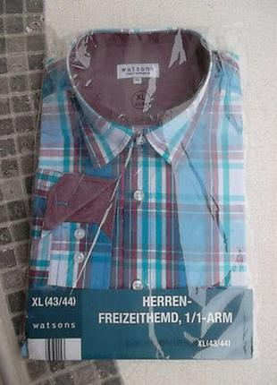Хлопковая рубашка watsons