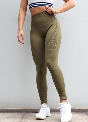 Женские спортивные лосины, леггинсы для фитнеса, йоги, бега, одежда в спортзал. код:111601