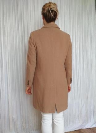 Стильное пальто шерсть кашемир3 фото