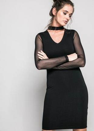 Сукня жіноча danse macabre колір чорний