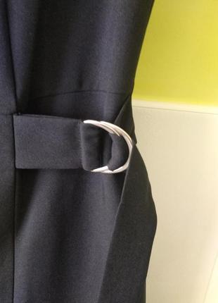 Чёрное базовое платье от w2