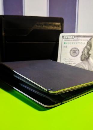 Xiaomi 90 wallet rfid - ультратонкий и качественный кошелек / бумажник