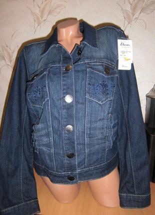 Суперовый джинсовый пиджак!!