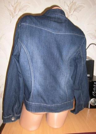 Суперовый джинсовый пиджак!!3 фото