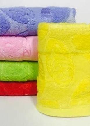 Набор полотенец бамбуковые (6 штук)