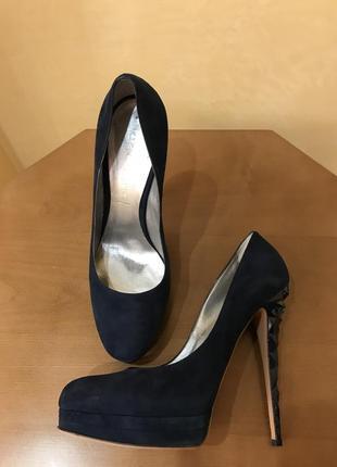 Туфли casadei. оригинал3 фото