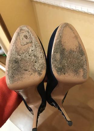 Туфли casadei. оригинал4 фото