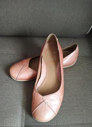 Балетки clarks, макасини, туфли
