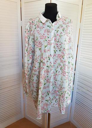 Стильная блуза рубашка lc waikiki
