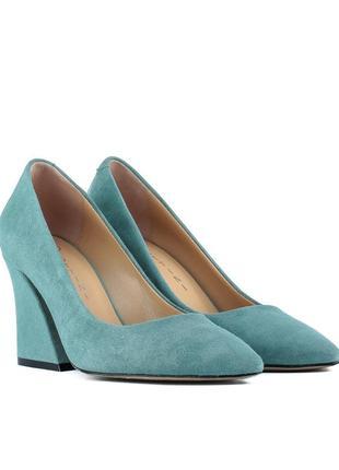 741тз женские туфли lotini,замшевые,на каблуке,на высоком каблуке,на толстом каблуке