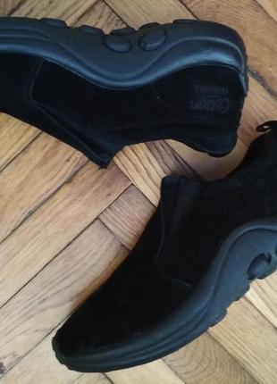 Туфли спортивные cotton traders замшевые, макасини трекинговые, туфли,