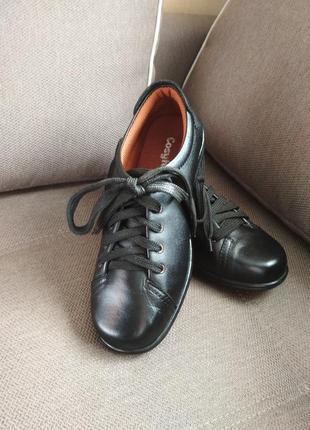Туфли cosyfeet кожа, супер зручні туфлі, макасіни шкіряні,