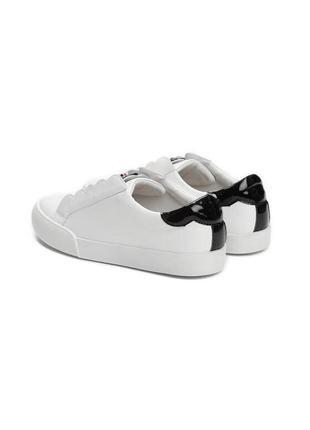 Новые шикарные женские белые кроссовки с совой5 фото