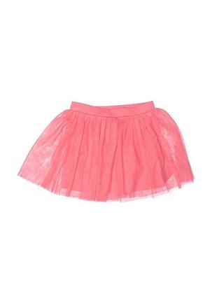 Красивая тюлевая юбочка для девочки