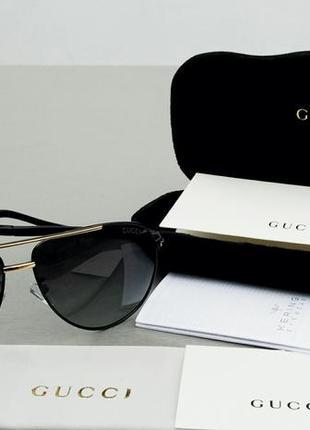 Gucci очки мужские солнцезащитные капли поляризированые