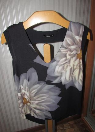 Стильная блуза-майка