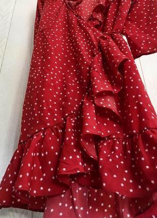 Платье рубашка с пояском, размер м