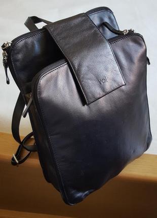 Кожаная сумка месседж  voi англия