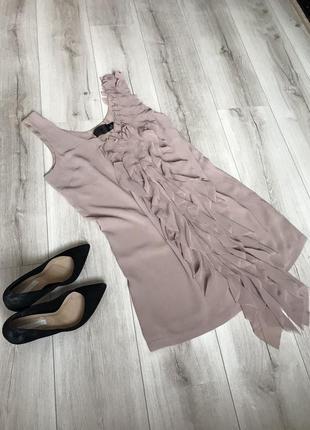 Нарядное платье от hm