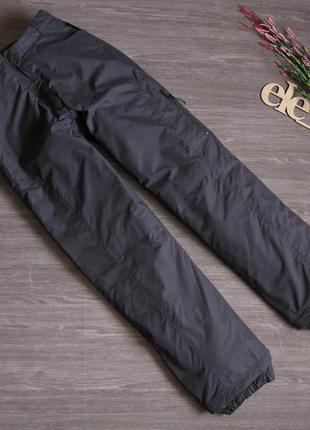 Функциональные женские трекинговые  штаны  от немецкого бренда crane  размер eur 36