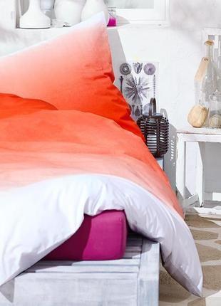 Шикарный постельный хлопковый комплект, перкаль, от tcm tchibo2 фото