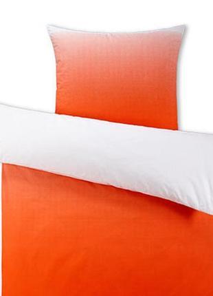 Шикарный постельный хлопковый комплект, перкаль, от tcm tchibo9 фото