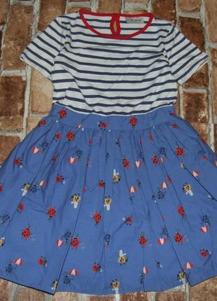 Платье 6 лет нарядное пышно