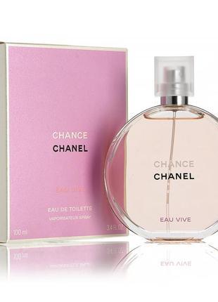 Chanel chance eau vive | туалетная вода