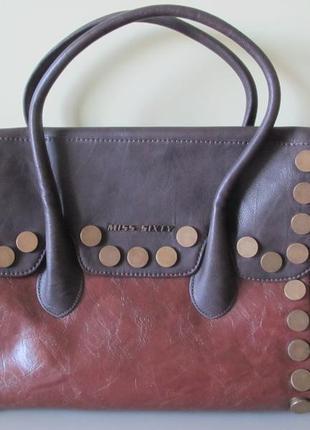 Итальянская сумка miss sixty