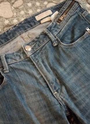 H&m джинсы узкие2 фото