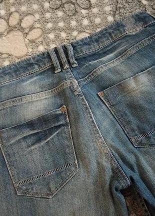 H&m джинсы узкие3 фото