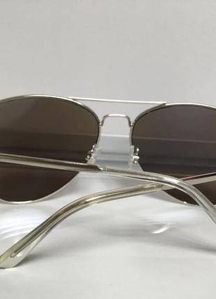 Мужские подростковые солнцезащитные очки trend модель капля 100% uv защита не реплика2 фото