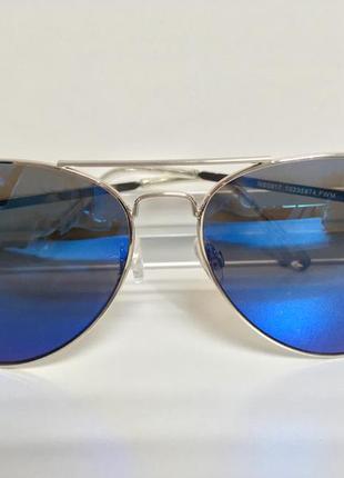 Мужские подростковые солнцезащитные очки trend модель капля 100% uv защита не реплика