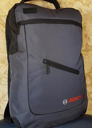Надежный рюкзак bosch original