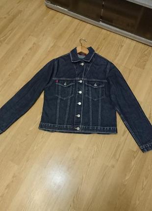 Джинсовая куртка george размер s1