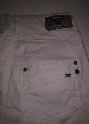 Белая котоновая юбка tommy hilfiger4