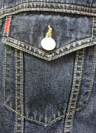Джинсовая куртка george размер s6