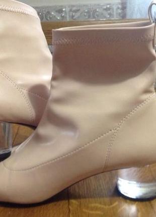 Женская обувь zara 37 размер, 24стелька с1