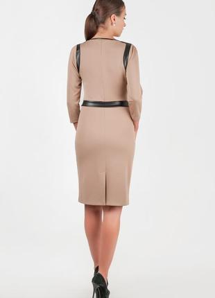 Распродажа!стильное классическое платье3