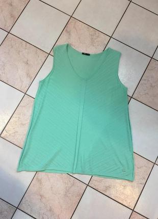 Блуза мятная пог 63 pas4
