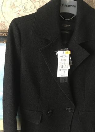 Пальто красивое новое на весну/осень2