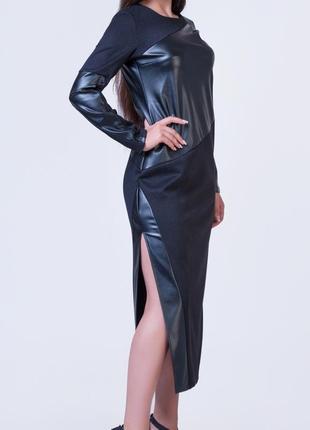 Распродажа!!!стильное нарядное платье свободного стиля(44-46 размер)2