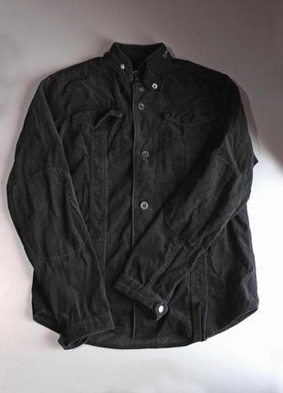 Рубашка мужская вельветовая. черная рубашка вельвет мужская. ворот стойка
